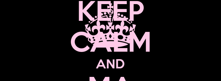 keep calm and ma vaffanculo   keep calm and carry on image