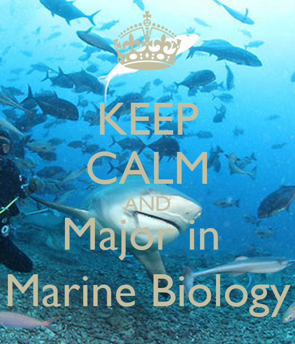 Marine Biology popular college majors