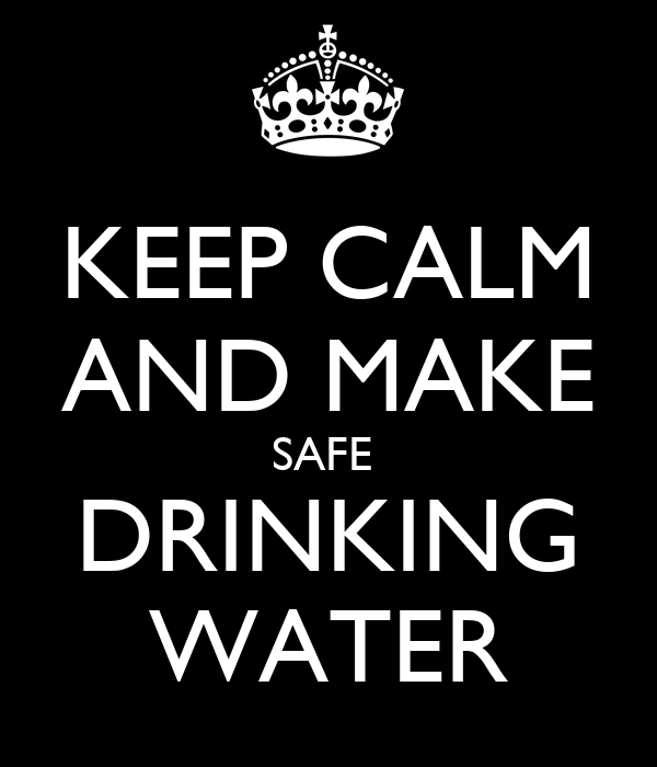 how to make safe water for drinking