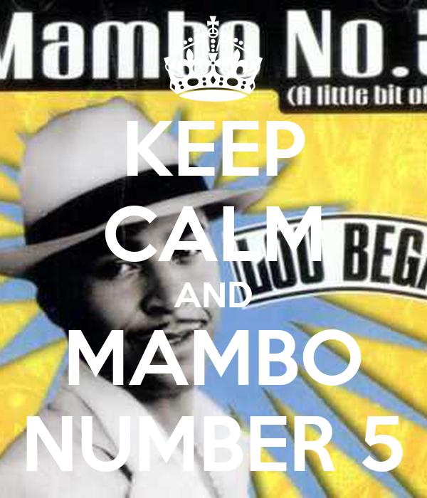mambo nr 5