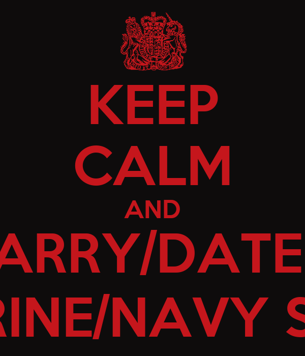 dating navy seal