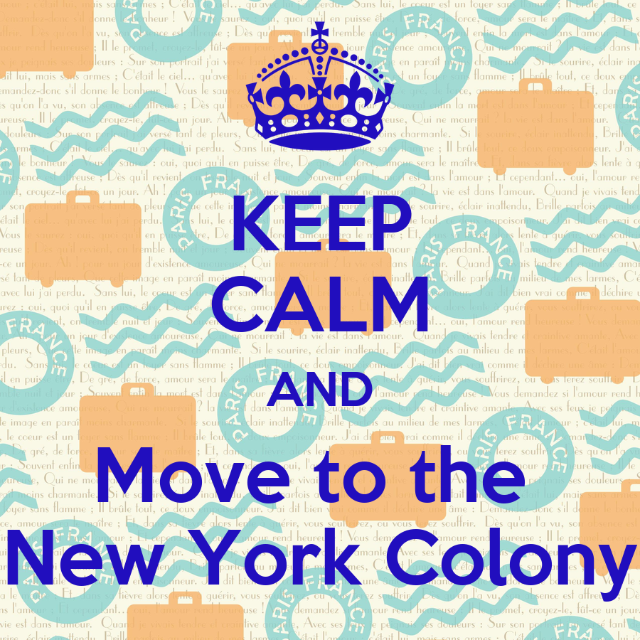 Keep Calm And Travel To New York