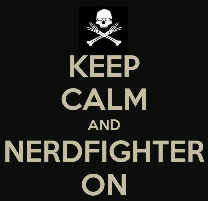 I'm a nerd!