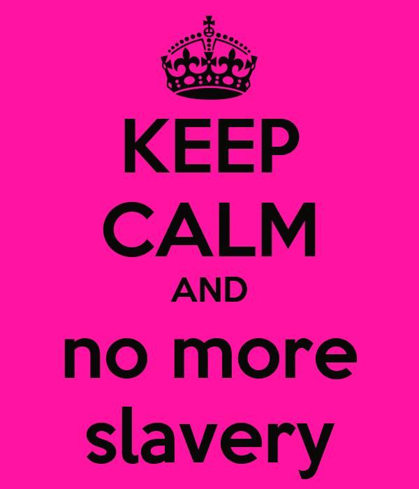 image gallery no slavery
