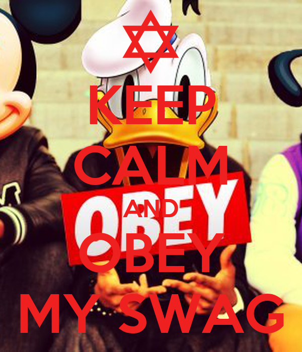 wallpaper obey swag