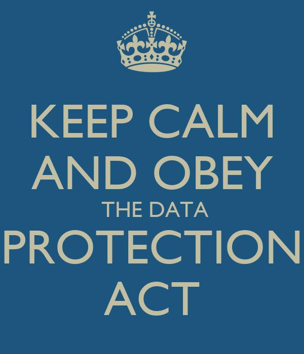 data protection act uk pdf