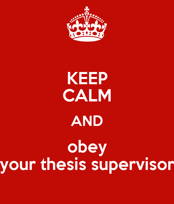Thesis supervisor - Counselling - Faculty of Social and