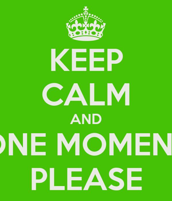 Elgato One Moment Please I cant fix it - YouTube