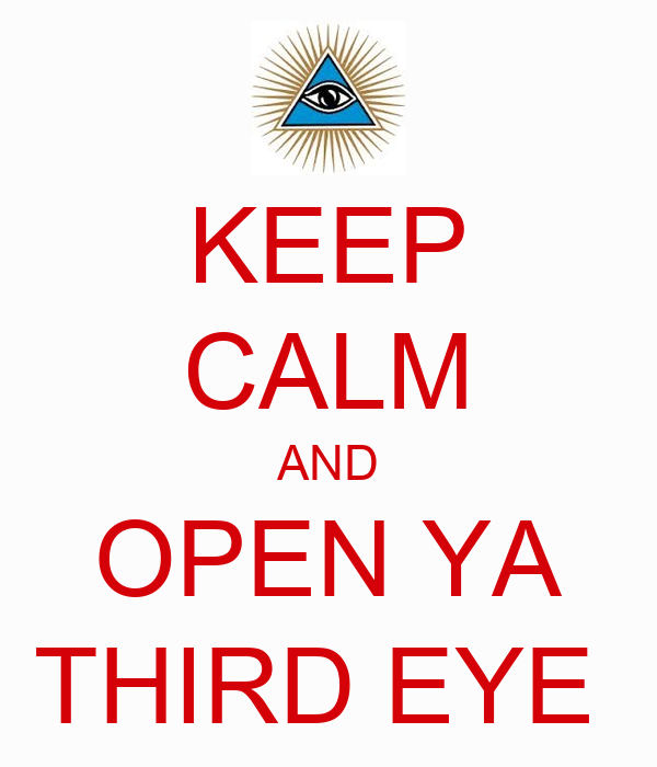 how to open third eye instantly