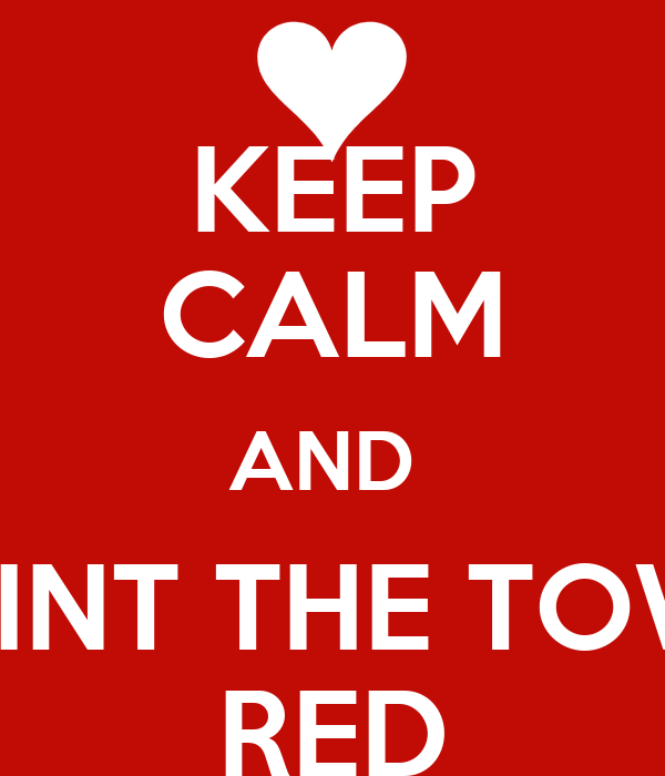 Pin by ty on color paint the town red pinterest