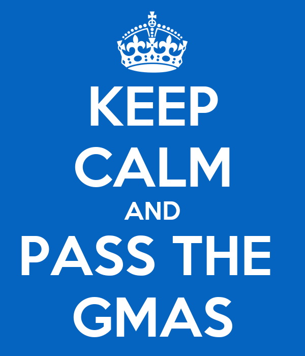 Image result for GMAS
