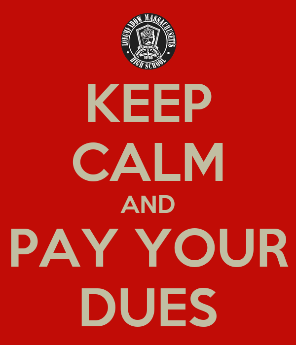 how to pay union dues