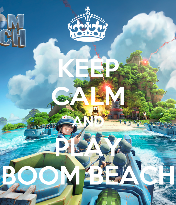 how to play boom beach on pc
