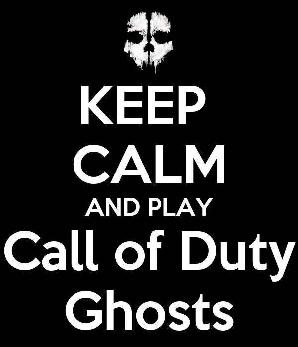 call od duty ghost clan
