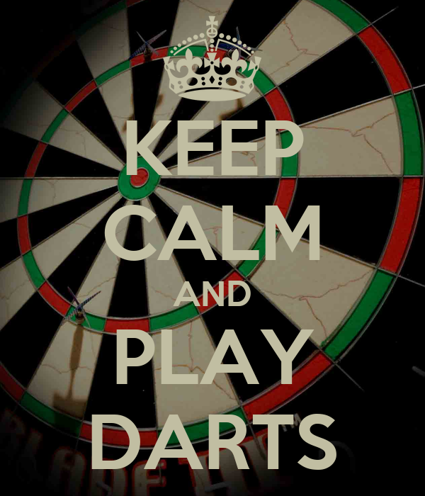 how to play darts pdf