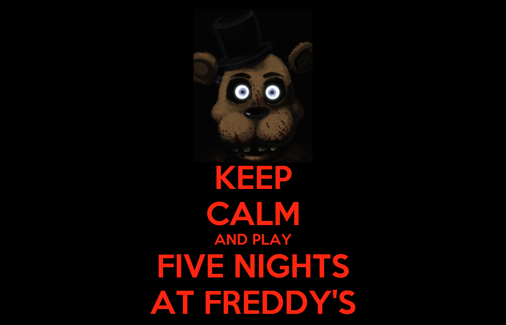 Five dates at freddys dating sim 7