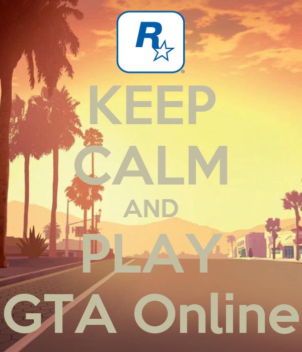 play gta online