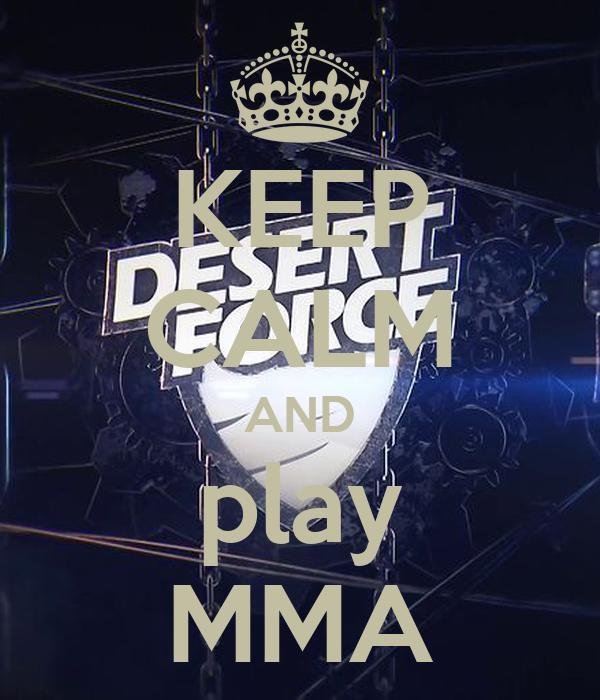 play mma