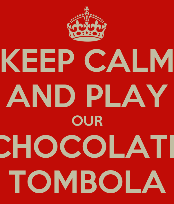 Image result for chocolate tombolas