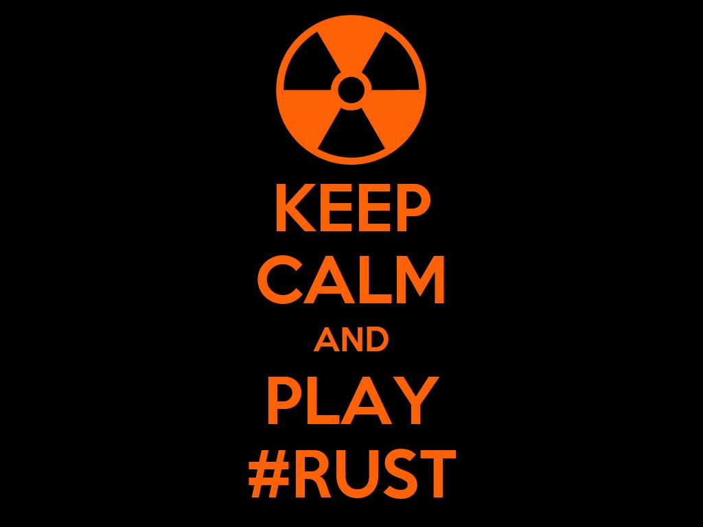 play rust