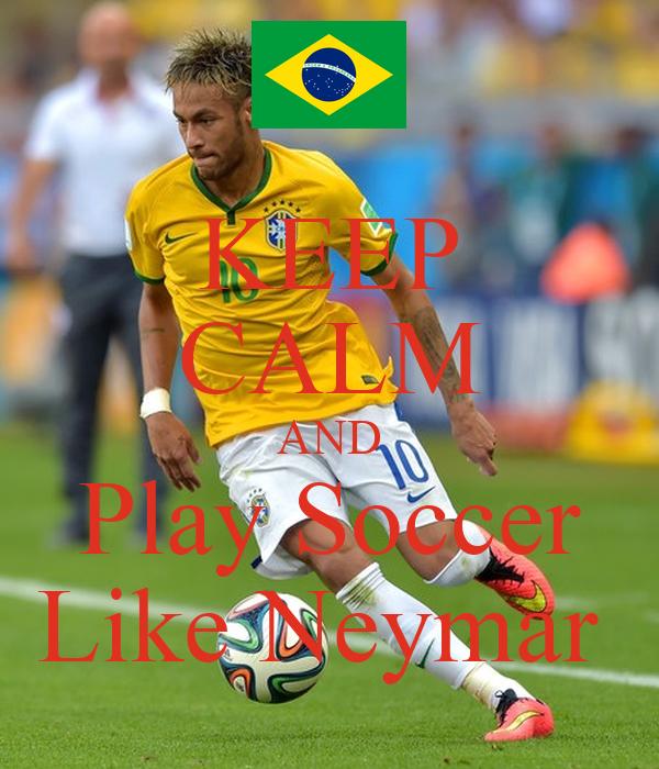 how to play soccer like ronaldinho