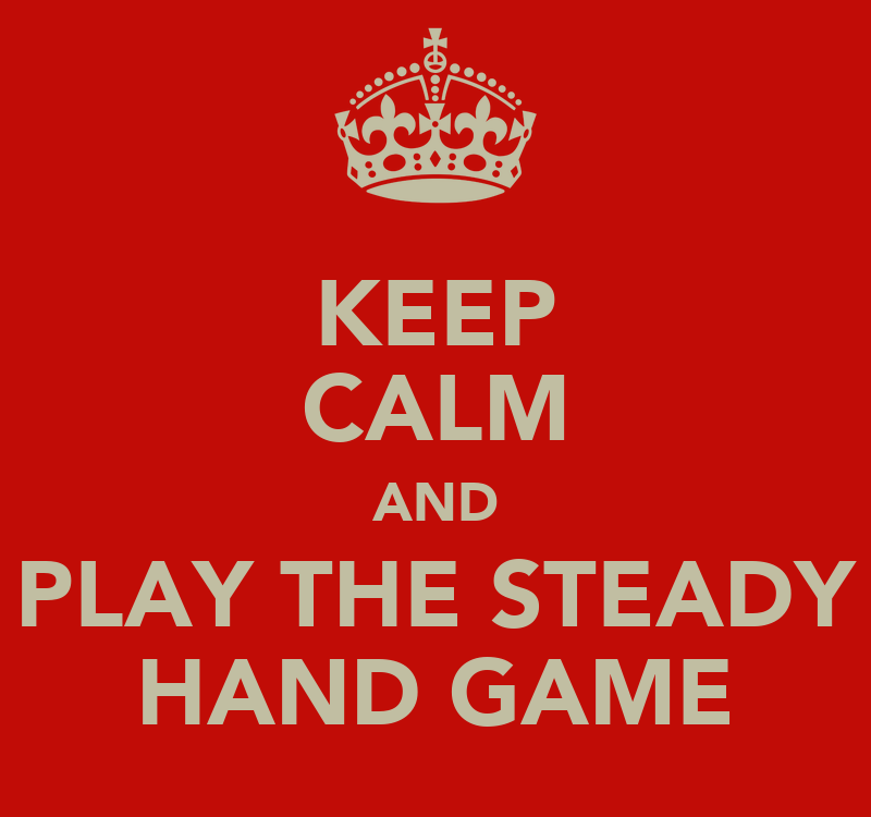 how to play hand games