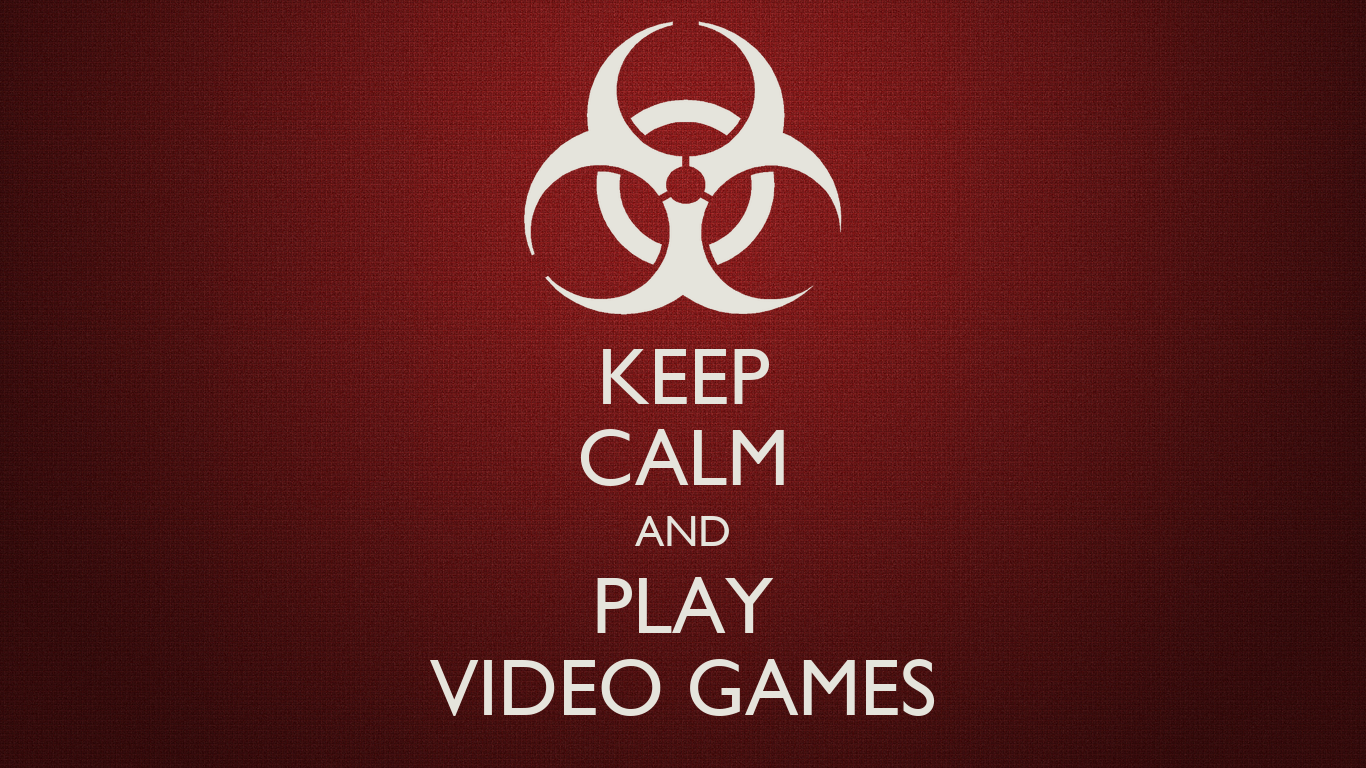 how to stay calm while gaming