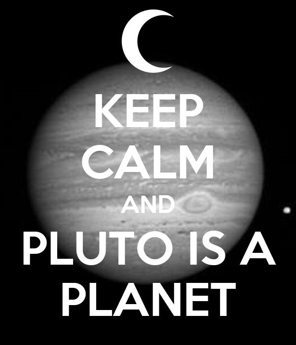 Lonely Pluto
