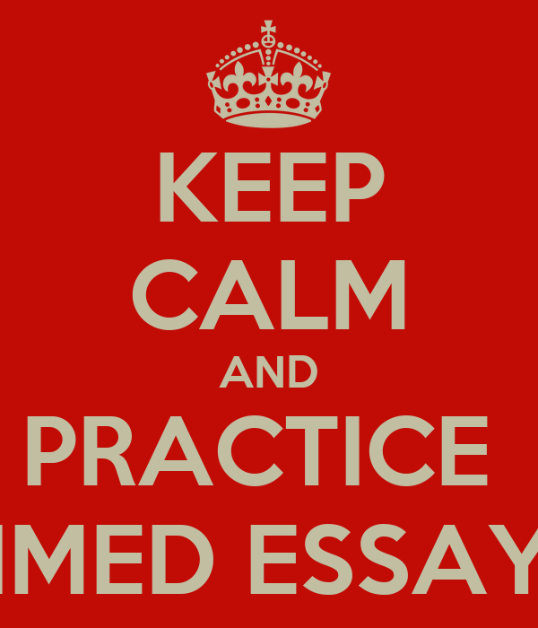 practice essays to edit