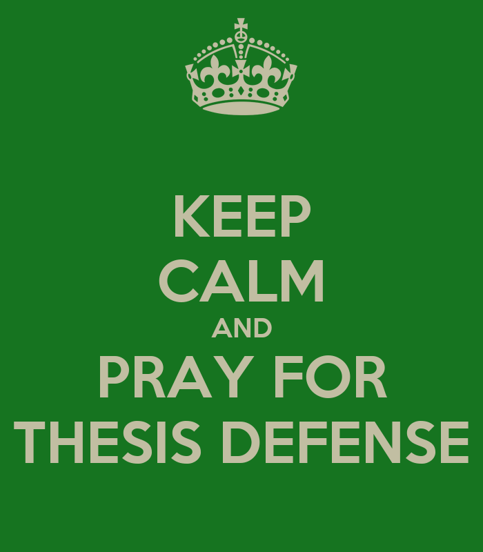 what is defending your thesis Undergraduate thesis in an undergraduate thesis, the examiners mostly look for the originality of approach, the independence of research, and a student's level of mastery over a particular subject.