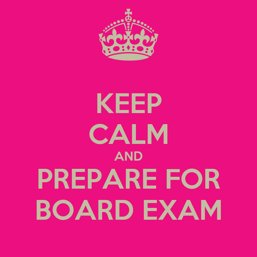 preparedness for board exam Prespective candidates are encouraged to download and review the abp  guidelines for certification the following documents may be helpful for those.