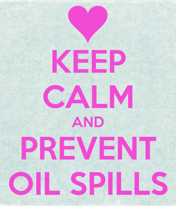 oil spills should be prevented Oil spill cleanup workers can face potential hazards from oil byproducts,  dispersants,  operations to prevent the spread of contamination, injury, and  death.