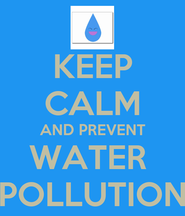 Final Exam-Water Pollution