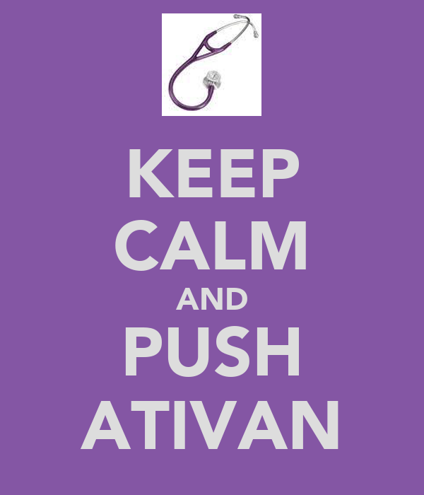 how long before ativan works great