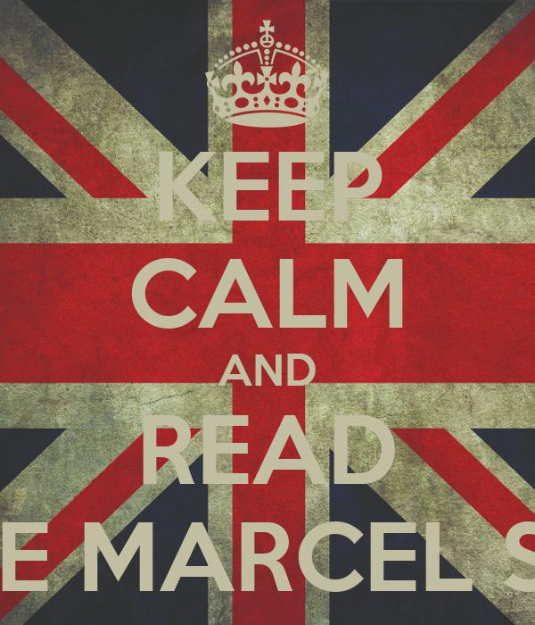 KEEP CALM AND READ NOVELAS DE MARCEL STYLES Y TU