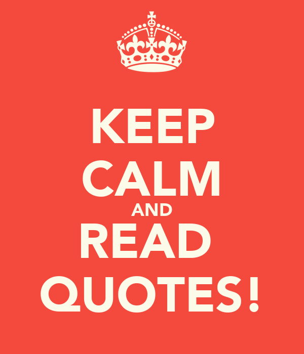Keep Calm Quotes Maker. QuotesGram
