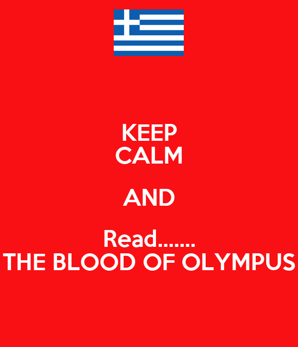 the blood of olympus audiobook free online