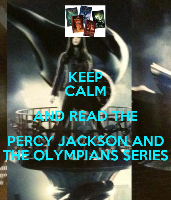 percy jackson the complete series pdf