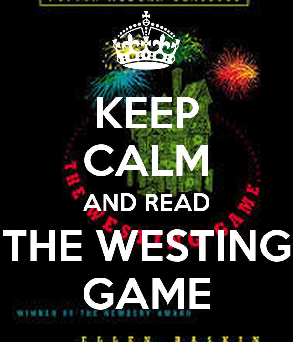 the westing game Ellen raskin lesson plans and teaching ideas for the westing game - free english learning and teaching resources from varsity tutors.