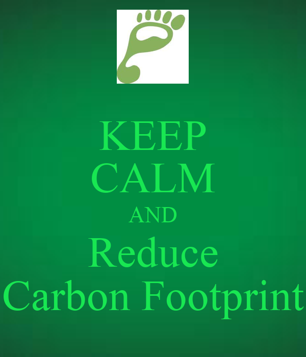 how to reduce carbon footprint at work