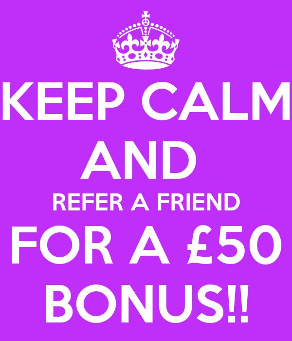Forex referral bonus