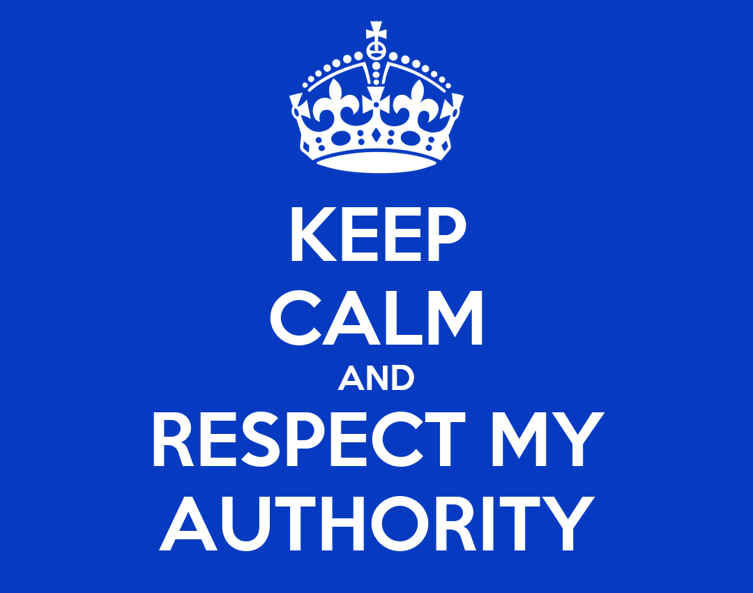 respect authority Synonyms for respect at thesauruscom with free online thesaurus, antonyms, and definitions find descriptive alternatives for respect.