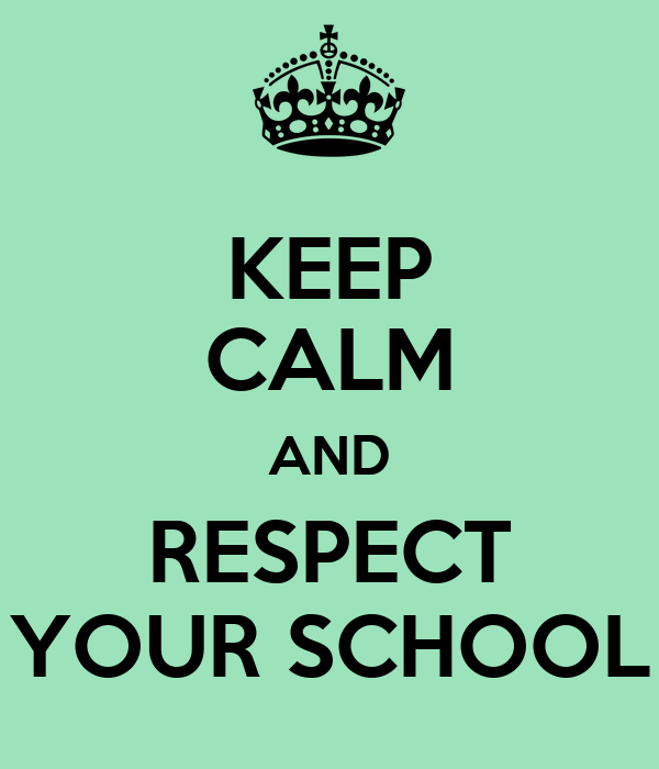 Image result for respect in school