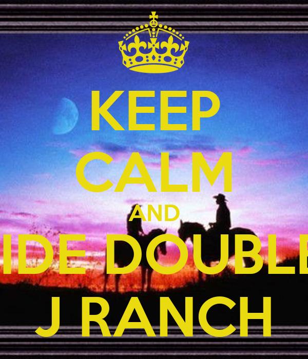 Double j ranch deals