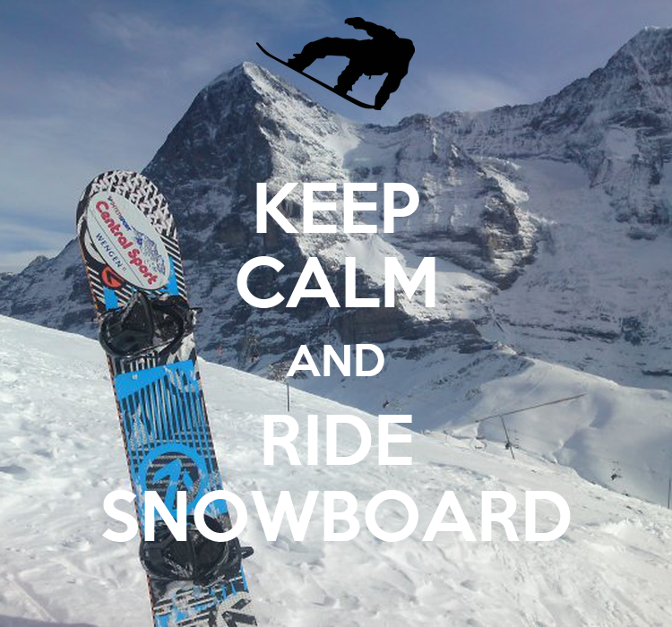 Ride Snowboards Wallpaper Keep Calm And Ride Snowboard