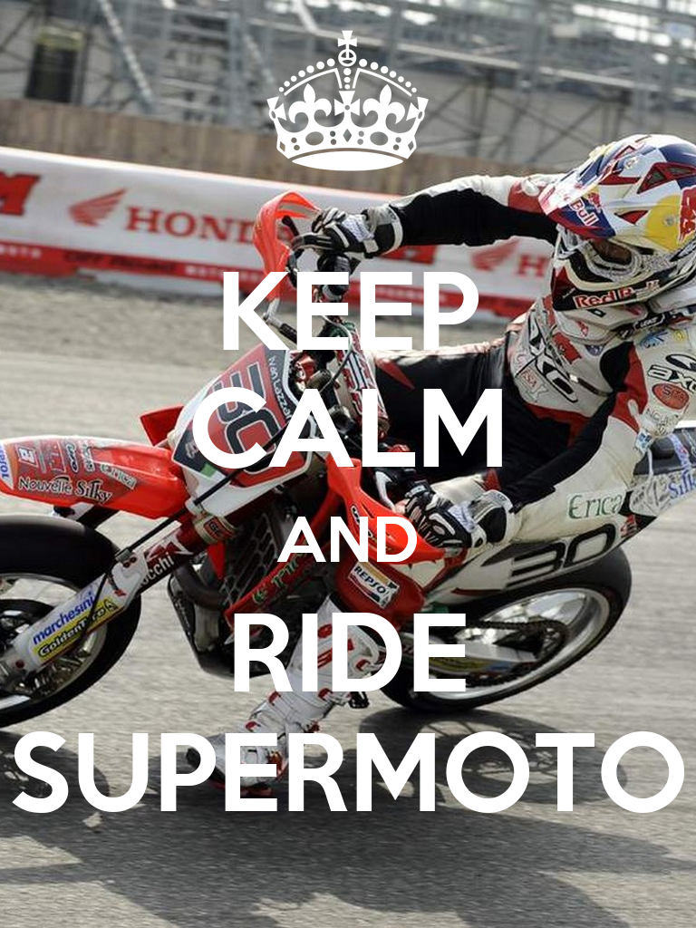 learn how to ride supermoto