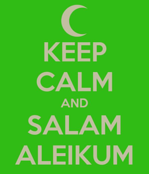 salam aleikum