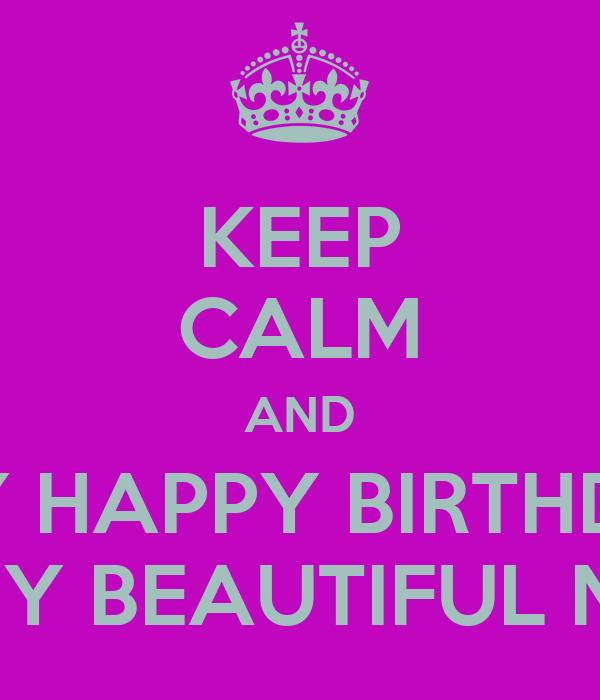 how to say happy birthday beautiful in italian