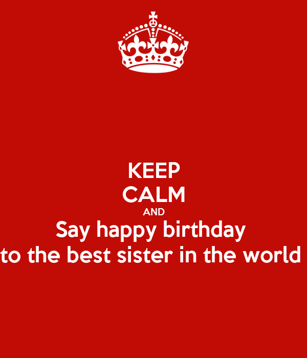 how to say happy birthday sister in spanish