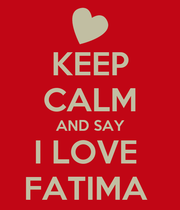I Love Fatima Coffee Mugs | I Love Fatima Travel Mugs - CafePress